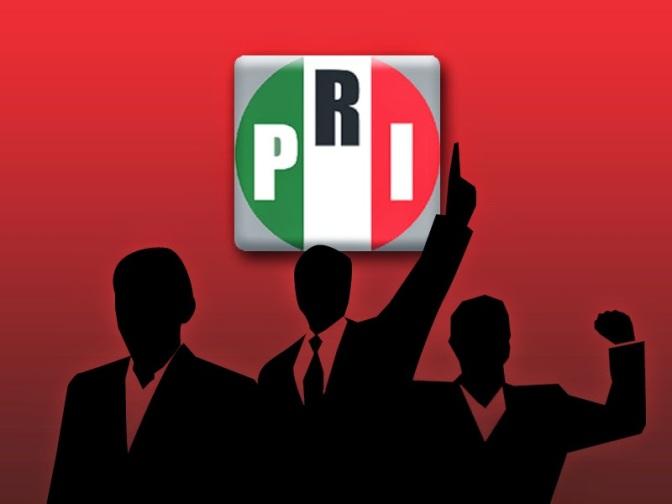 Cambios en el PRI