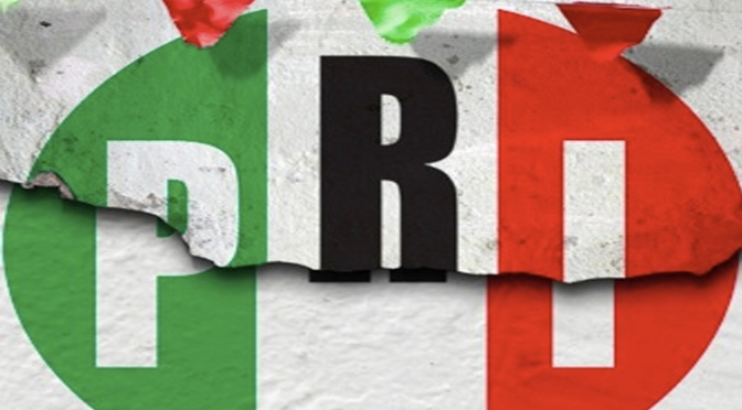 PRI: Ruptura Pos Electoral