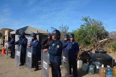 Conflicto: Tres Santos Vs Punta Lobos