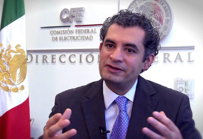 Enrique Ochoa: Cierre de Filas en el PRI