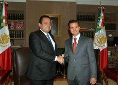 Se-reunió-Carlos-Mendoza-Davis-con-el-Presidente-Peña-Nieto