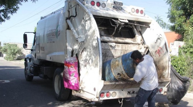La Basura: Negocio sucio en La Paz