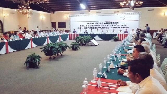 PRI Vs Delegados Federales