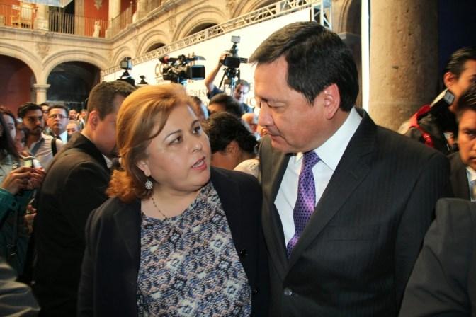 Osorio Chong…Y Esthela Ponce?