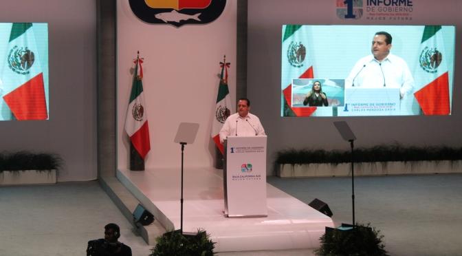 Carlos Mendoza: Gobierno y Administración