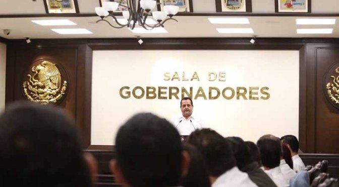 Gobernador: Sensible y Solidario