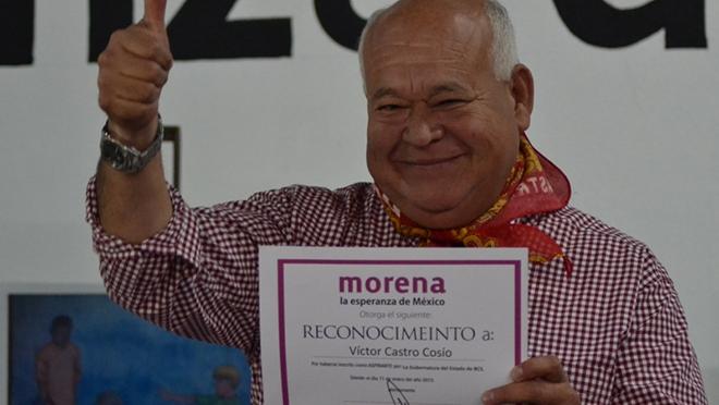 Víctor Castro: Nativo y con Arraigo