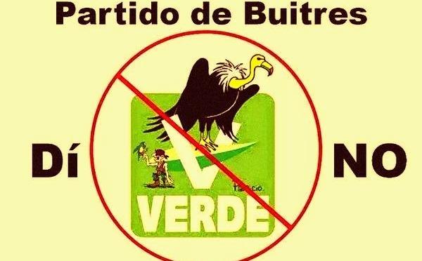 Los Cabos: Buitres Verdes