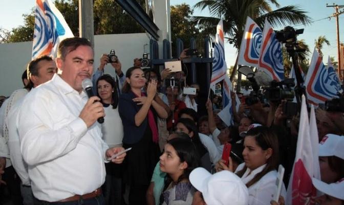 Marco Puppo: Carta Fuerte para La Paz