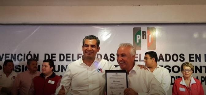 Enrique Ochoa: Arenga Fuerte en BCS