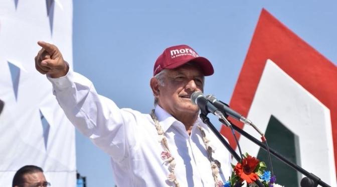AMLO: Regresa Como Presidente Electo
