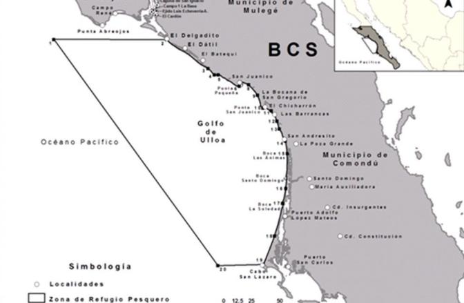 Golfo De Ulloa: ¿Qué pasa?