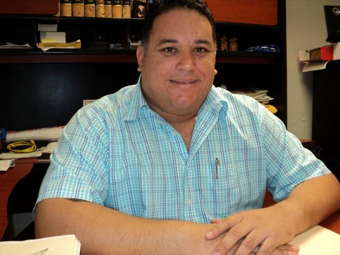 Omar Zavala: Político Todo Terreno