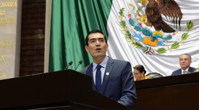 Rigo Mares: Sana Oposición Legislativa
