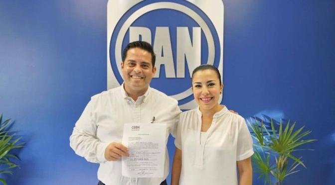 Carlos Rochín: Reposicionar al PAN