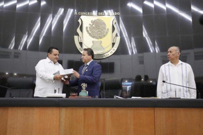 CAMEDA: Tercer Informe de Gobierno
