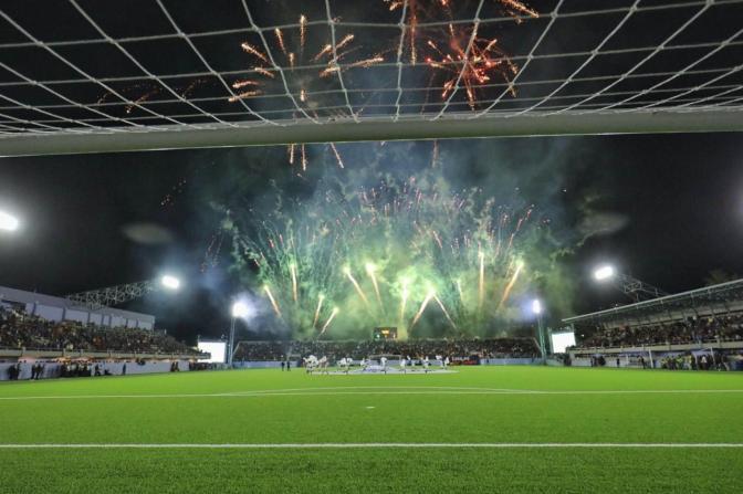 CAMEDA: Le Cumple al Deporte