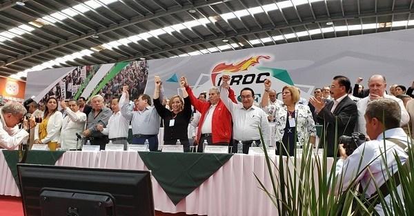 IGC: LXIV Congreso Nacional de la CROC