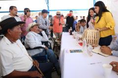 01 Anuncia alcaldesa Armida Castro Programa de Obras y Acciones para familias de la zona rural en CSL1