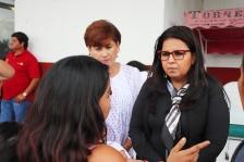 01 Todos los miércoles alcaldesa Armida Castro ofrece atención directa a la ciudadanía de Cabo San Lucas