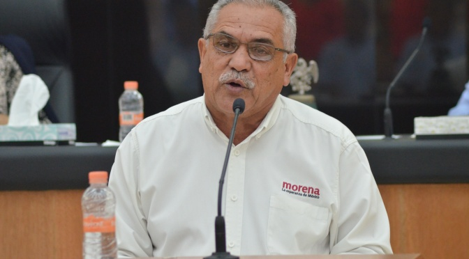 Marcelo Armenta: Informe Legislativo