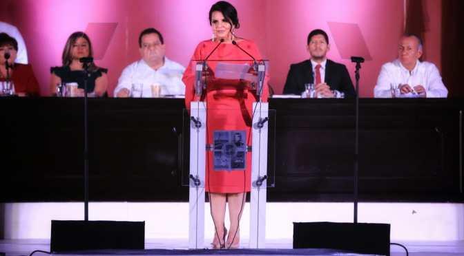 Armida Castro… agenda para morena