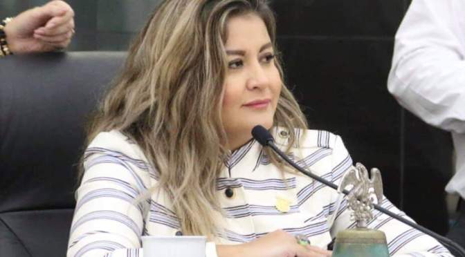 Daniela V. Rubio Avilés: Postura y defensa de la legisladora