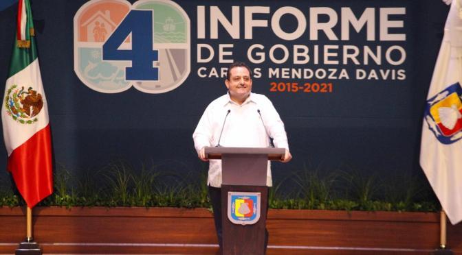 Carlos Mendoza: MEJOR FUTURO