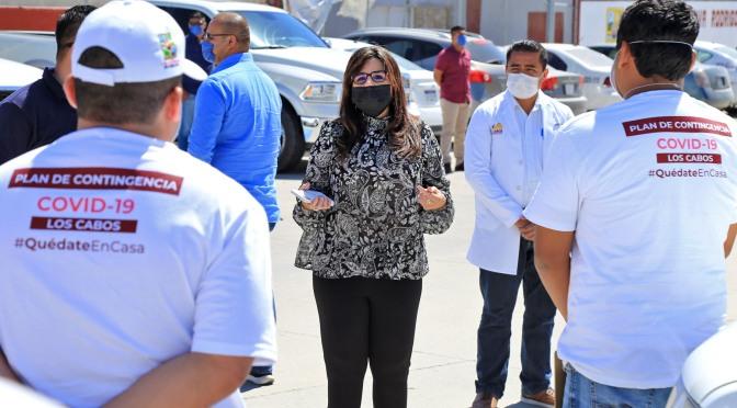 Reconoce alcaldesa Armida Castro el esfuerzo que realizan las brigadas en atención a la población más vulnerable