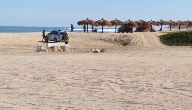 Se le recuerda a la ciudadanía que insiste en visitar las playas: durante esta pandemia el cuidado de la salud de uno, es el cuidado de la salud de todos