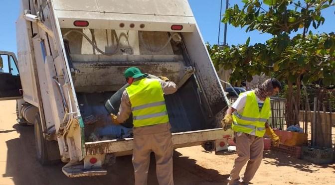 Gobierno de Armida Castro asegura los Servicios Públicos en la zona rural de Los Cabos