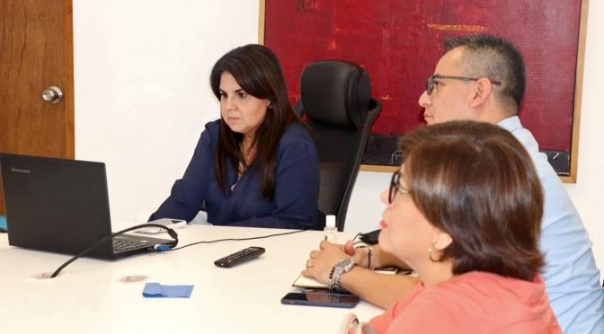 """Gobierno de Los Cabos trabaja en el proyecto nacional """"Mujeres Constructoras de Paz""""para crear entornos libres de violencia"""