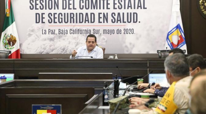 Comité de Seguridad en Salud reforzá estrategias para hacer frente al COVID-19: CMD