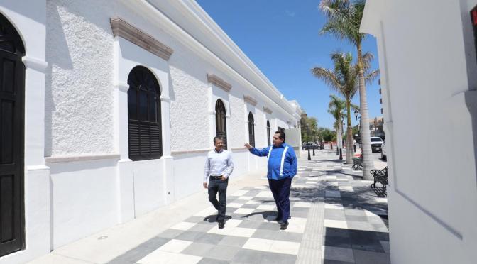 ENRIQUECERÁ MUSEO DE ARTE DE LA PAZ CULTURA Y TURISMO: CARLOS MENDOZA
