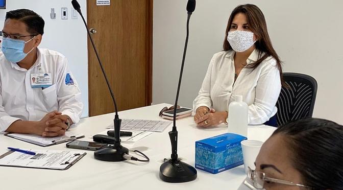 Proponen autoridades del Sector Salud el uso obligatorio del cubrebocas en áreas públicas de Los Cabos