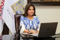01 Si es necesario Los Cabos se detendrá para frenar el acelerado número de nuevos contagios por COVID-19 alcaldesa Armida Castro 2