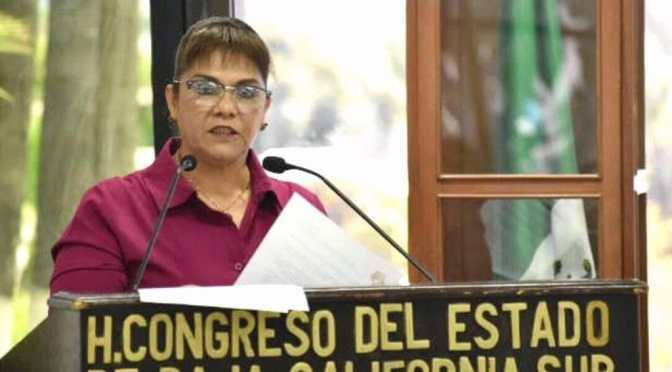 Convoca la dp, Rocha Torres a partidos para exigir al gobierno federal solución la problemática que vive BCS