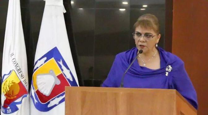 DIP. ELIZABETH ROCHA TORRES HACE UN LLAMADO AL GOBIERNO FEDERAL A EVITAR LA REDUCCIÓN DEL 75% DEL PRESUPUESTO PARA EL INMUJERES, QUE NO SE ATENTE CONTRA NUESTRAS NIÑAS Y MUJERES