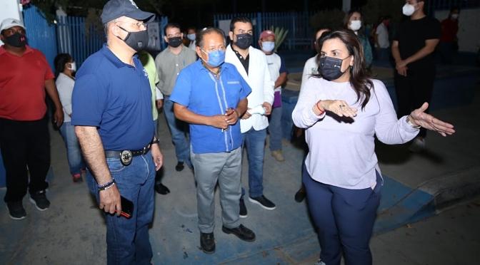 """""""19 refugios temporales se encuentran habilitados para brindar atención a quien más lo necesita"""": alcaldesa Armida Castro"""