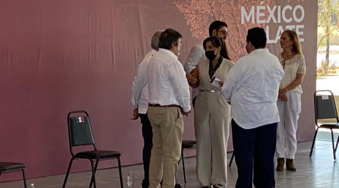 ¡Agua para Cabo San Lucas!; el presidente López Obrador dio su apoyo total al proyecto de la Planta Desalinizadora