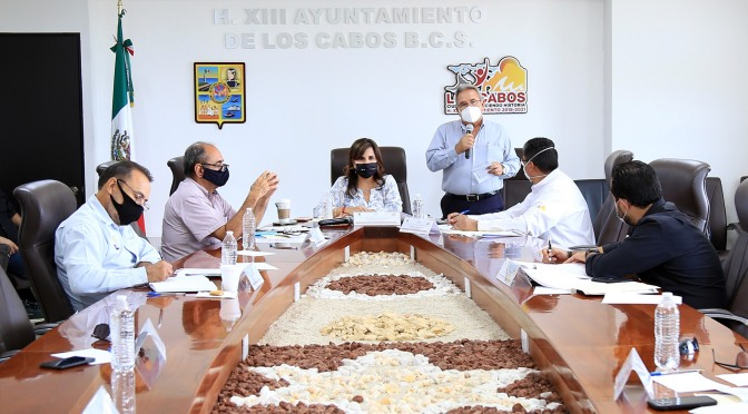 """""""La nueva desalinizadora será un gran avance para suministrar más agua potable a CSL"""": alcaldesa Armida Castro"""