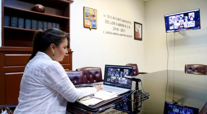 """""""Si algo le tenemos que garantizar a la ciudadanía, es la seguridad"""": alcaldesa Armida Castro"""