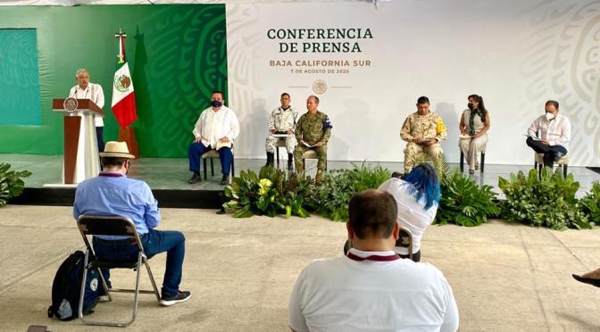 Tras la visita de López Obrador a Los Cabos, gestiones de la alcaldesa Armida Castro lograrán concluirse