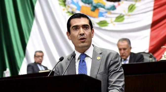 ¡Rigoberto Mares Aguilar ha despegado!