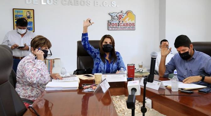 Alcaldesa de Los Cabos Armida Castro a favor del rescate de espacios públicos