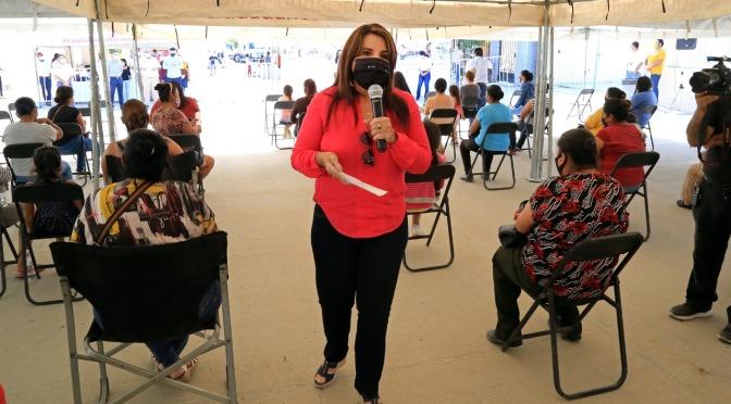 Con estrictos protocolos sanitarios se realizó la 6º Jornada Social de Asistencia Ciudadana en SJC