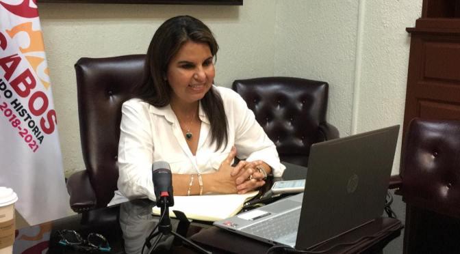 """Participa alcaldesa Armida Castro en conversatorio itinerante """"Reactivando la Economía, la Nueva Normalidad para el Turismo"""""""