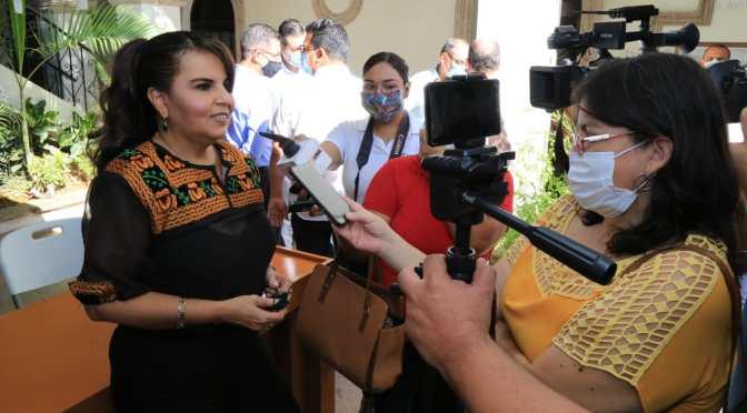 """""""Bienvenidas las propuestas y proyectos que impulsen el desarrollo de Los Cabos"""": alcaldesa Armida Castro"""