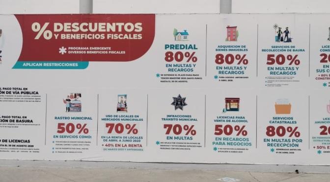 El más grande programa de descuentos en Ayuntamiento de La Paz