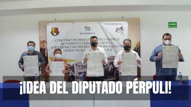 Ensayo Histórico Loreto 70 con premio de 25 mil pesos
